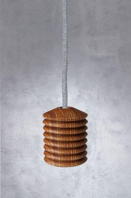 Colgante thay madera